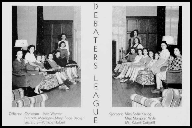 1940 - 1941 - Photo: Florida State University Libraries