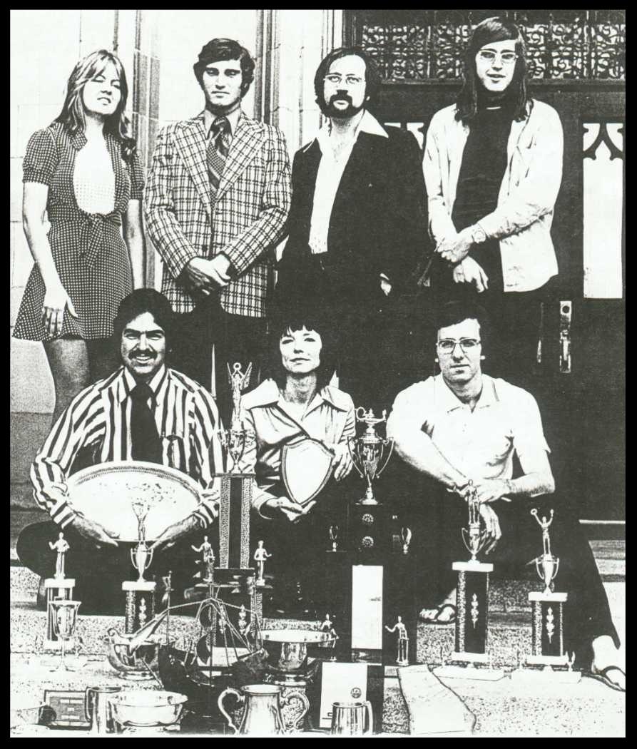 1974 - 1975 - Florida State Debate Team
