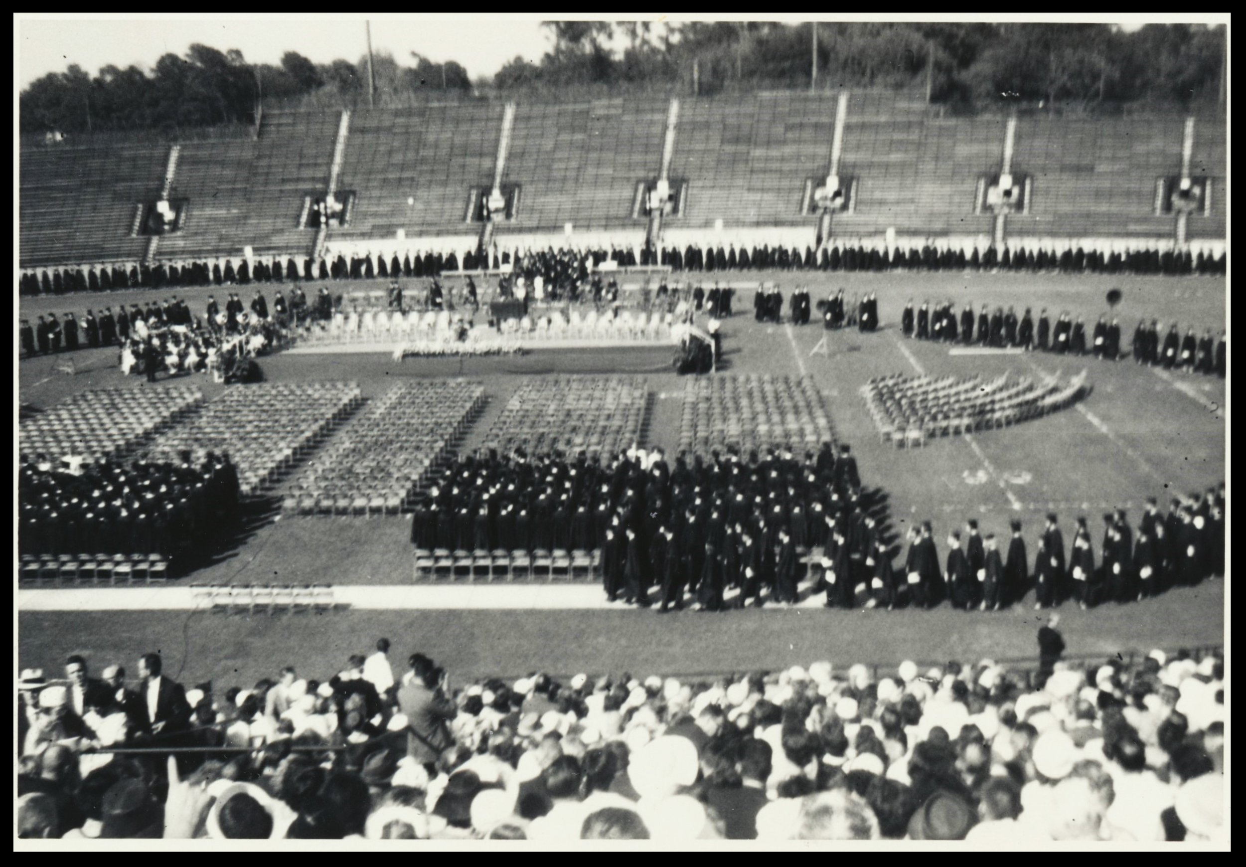 Dr. Young's Graduation Ceremony