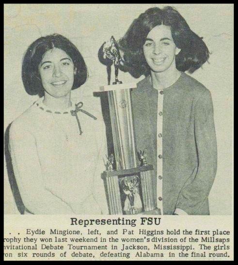 Florida State Mingione & Higgins @ Millsaps Tournament