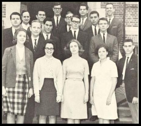 1964 - 1965 Florida State Debate Team