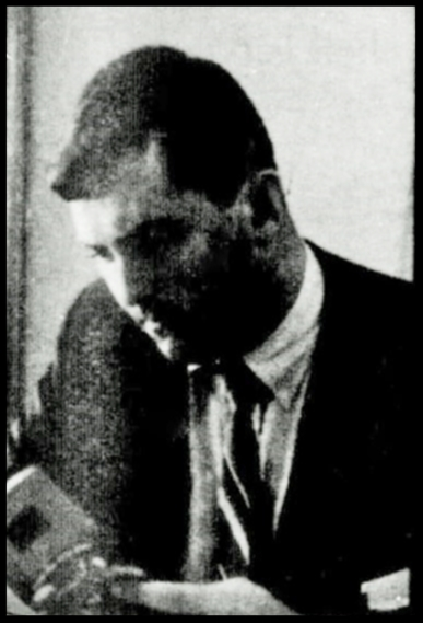 Senior Roy Werner