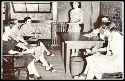 1938 Florida State College for Women Debate Team