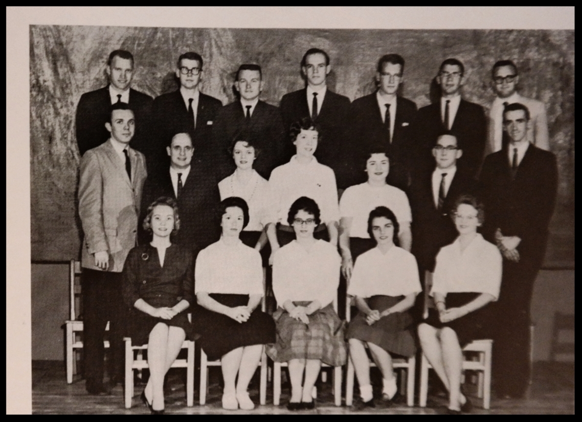 1961 - 1962 - Florida State Debate Team