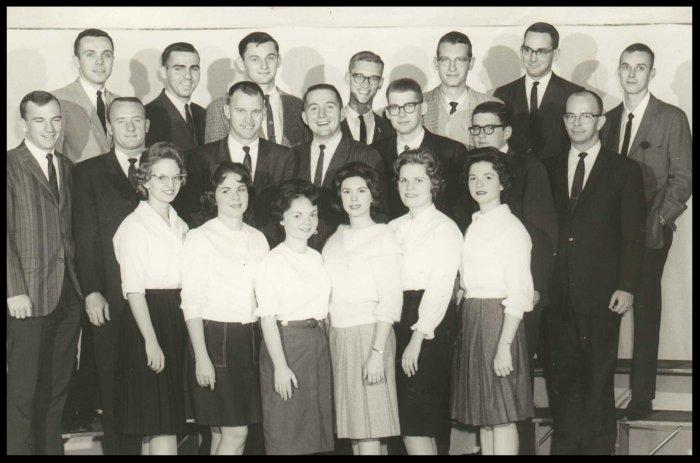 1962 - 1963 - Florida State Debate Team