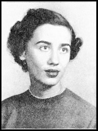 Freshman Beverly Duperrouzel '56