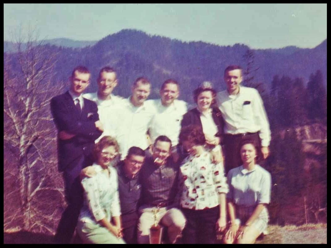 1963 - 1964 - Florida State Debate Team