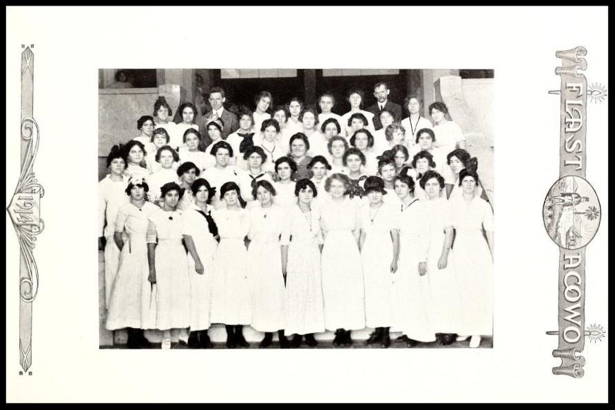 1913-1914 Minerva Club