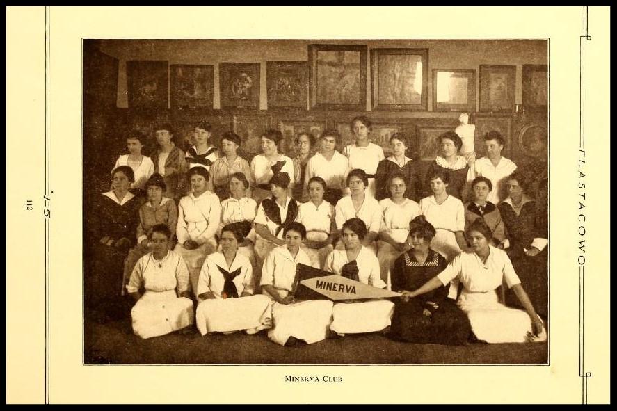 1914-1915 Minerva Club