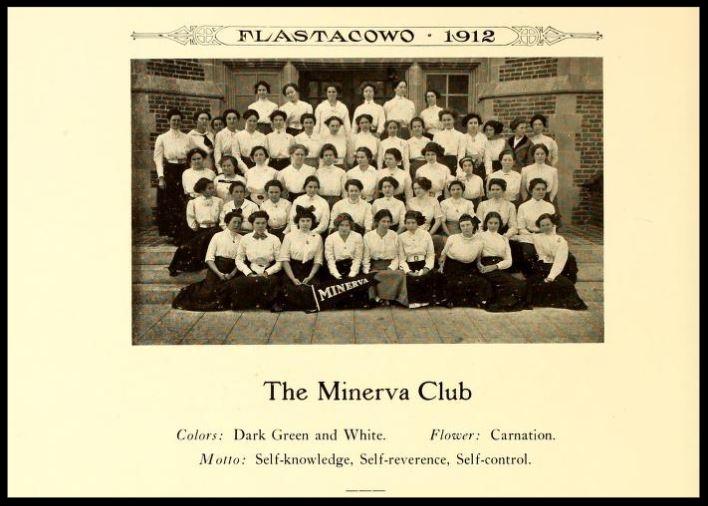 1911-1912 Minerva Club