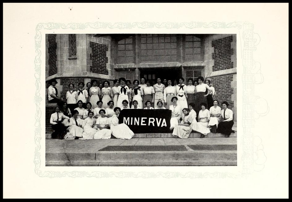1912-1913 Minerva Club