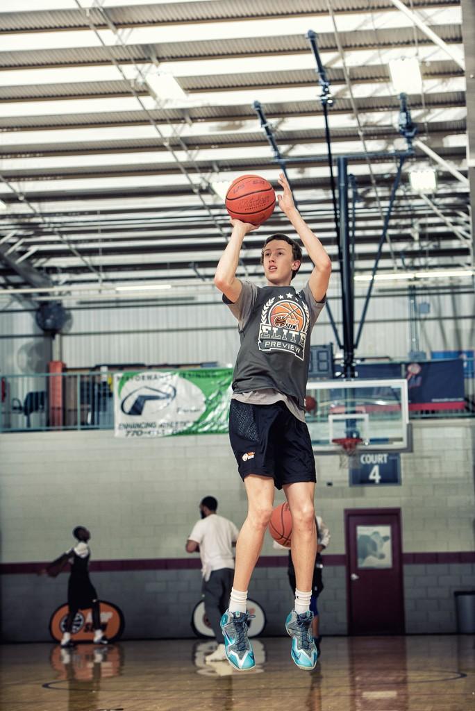 Alex O'Connell - Guard, 6'5, Freshman