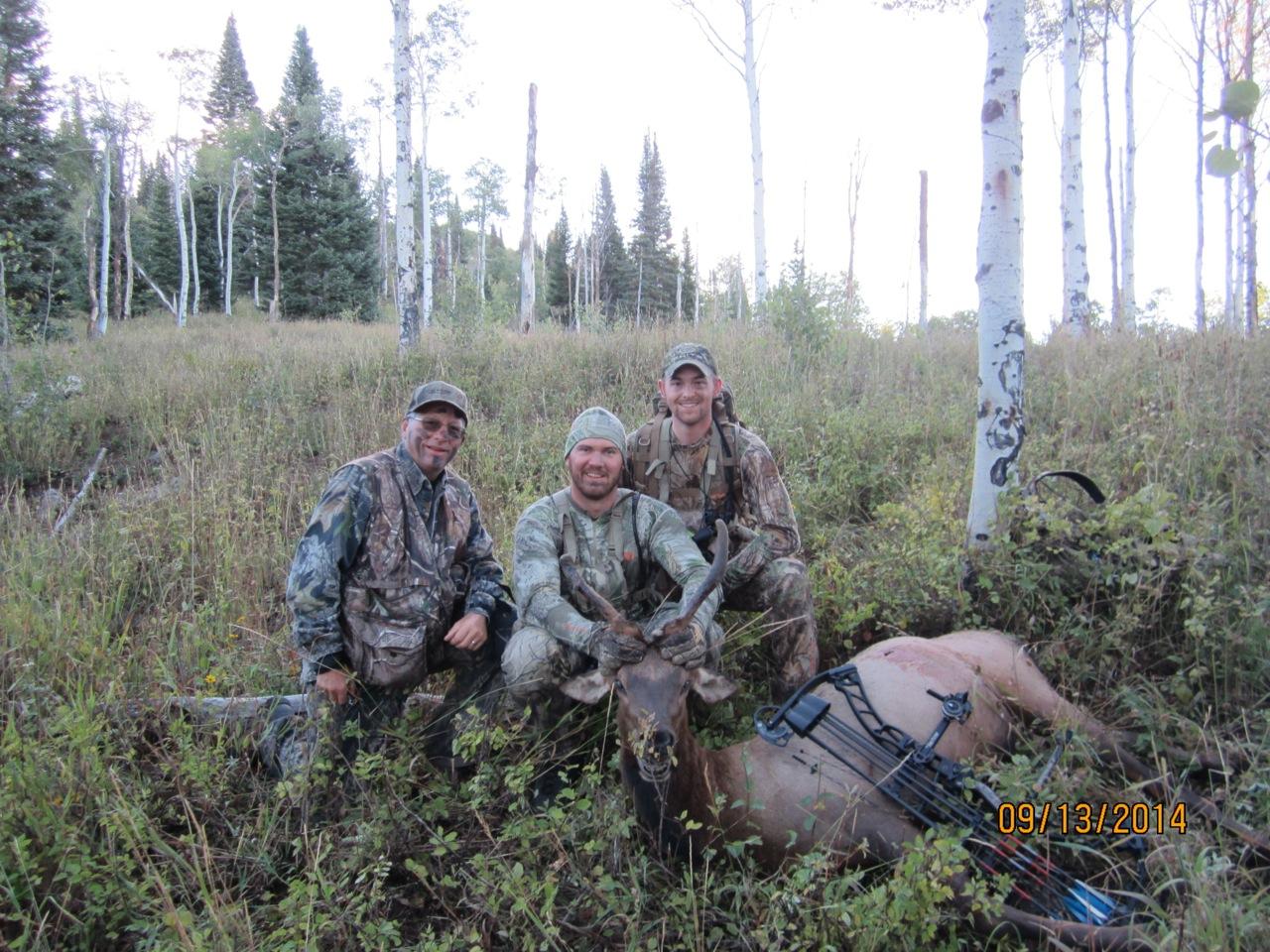 Wyoming- Elk, 2014