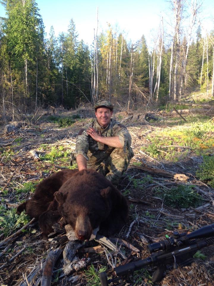 Washington State- Spring Bear, 2016