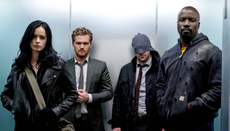 The Defenders (now streaming on Netflix)