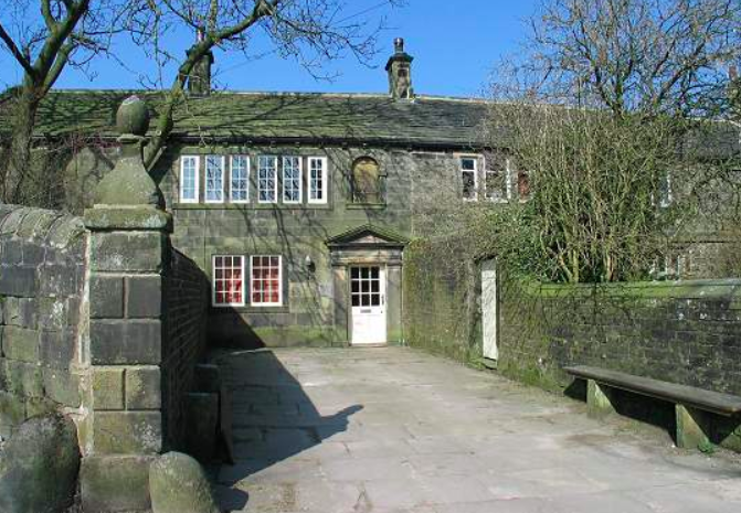 Another photo of Ponden Hall.