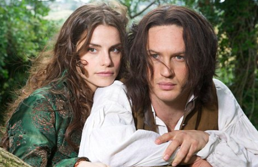 There is a recent remake of  Wuthering Heights as a mini-series  featuring Tom Hardy as Heathcliff. You're welcome!