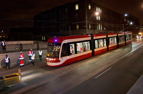 Putting New Streetcarsto the Test - The TTC's new fleet is being put through its paces.