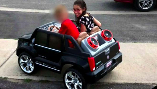 Girl, 10, with cerebral palsy to get new toy car after Barrie theft - Barrie police say a 10-year-old girl with cerebral palsy is getting a new toy car to help her get around after hers was stolen on Sunday night.