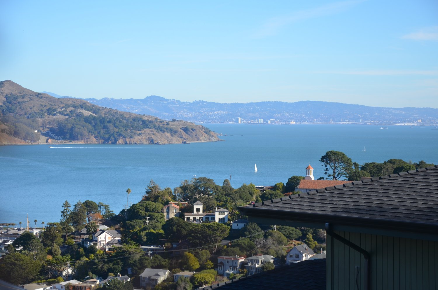 A view from Sausalito