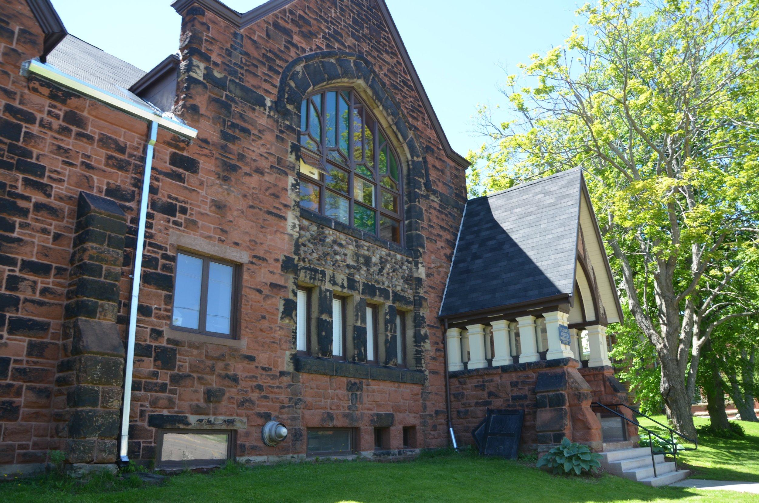 st. paul's church charlottetown
