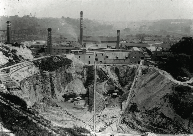 The long and fascinating history of Evergreen Brick Works - Its quarry revealed evidence of bear-sized beavers roaming the area thousands of years ago, while its clay-created bricks were used in the creation of landmark buildings like Massey Hall.