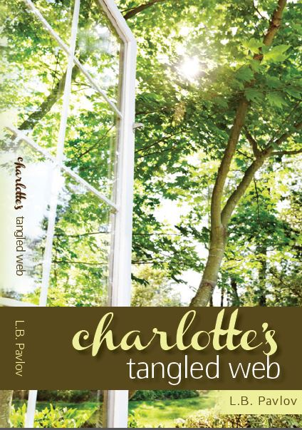 - Charlotte's Tangled Web is the first novel in the Hollingsworth series. Charlotte and Daniel have been best friends since they were kids, but their friendship begins to change and their love for one another is undeniable. Faced with unbelievable obstacles, they will soon learn if true love really does conquer all.