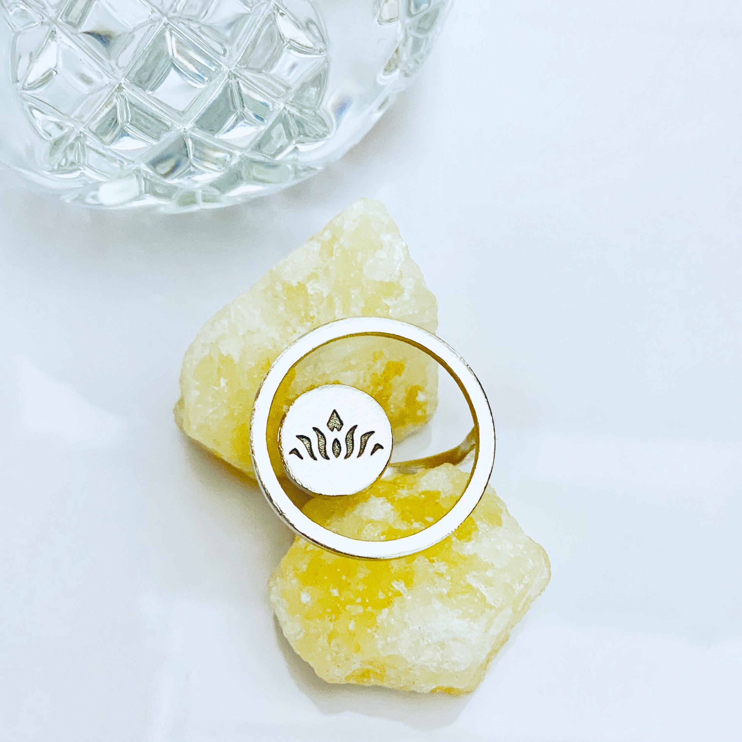 Lotus Within Ring