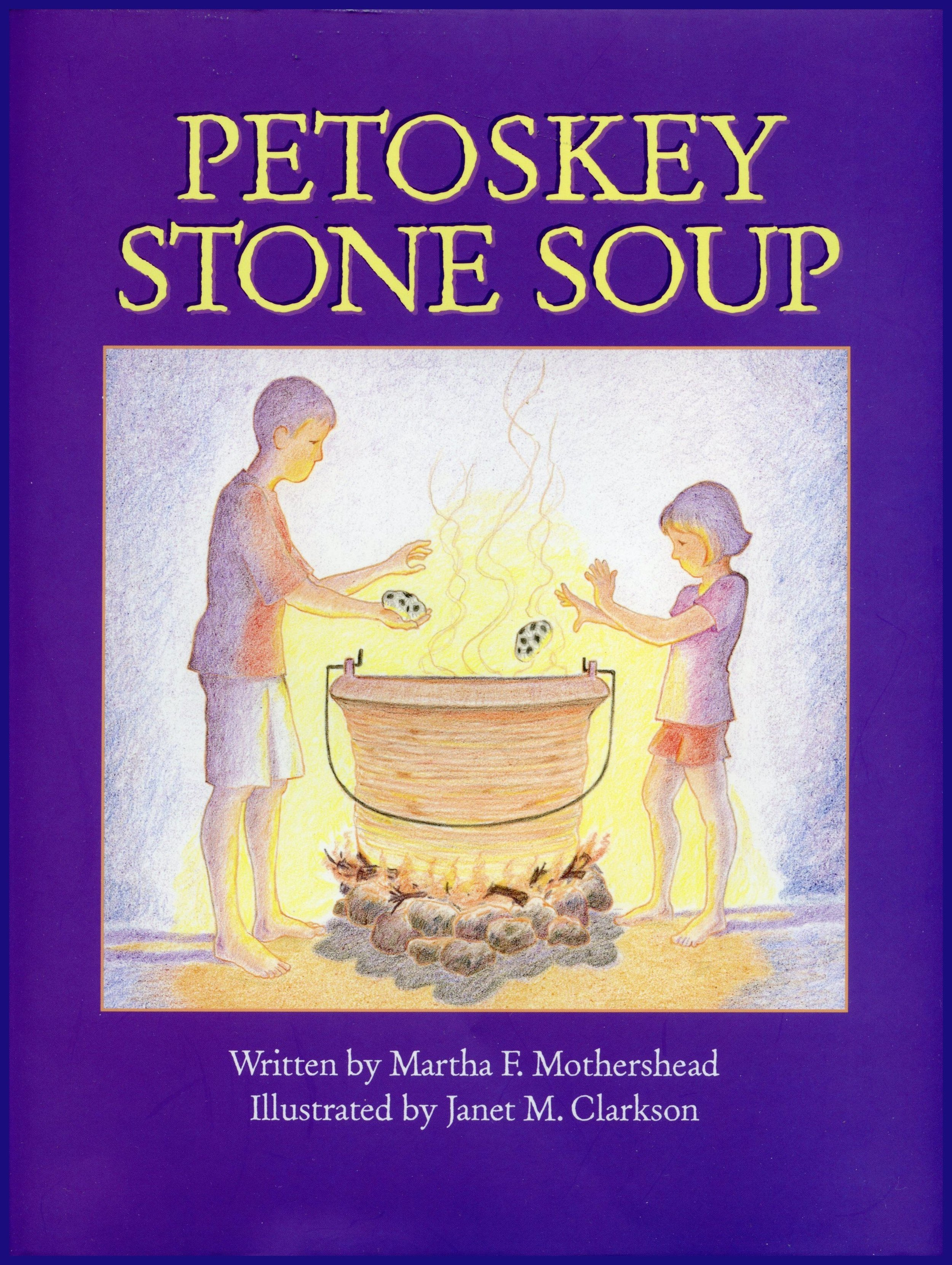 Stone Soup goes here