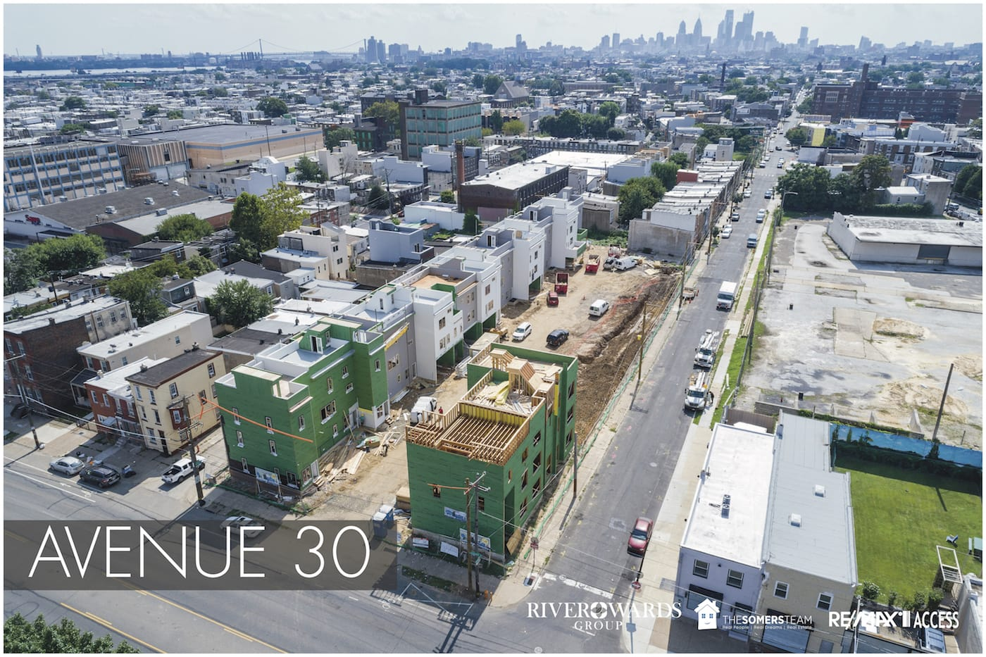 East Kensington 19125 - Avenue 30 features a key location, all of the high-end finishes you expect, and luxury additions you didn't even know you needed! This is truly the exceptional new construction project of the year.
