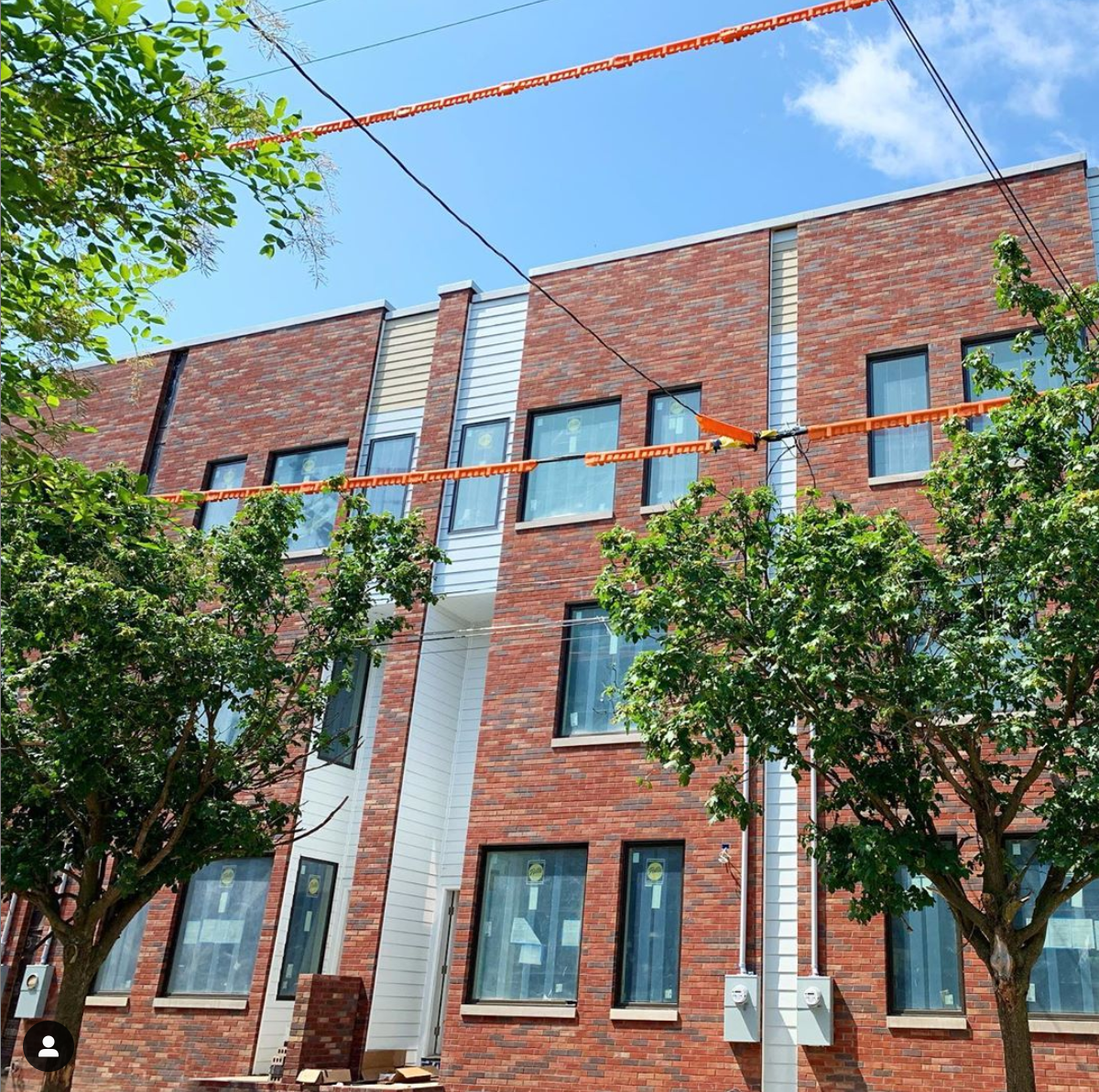 Residences at Susquehanna 19125 - 5 new homes located at 2322 E Susquehanna ave with pre-construction pricing still available in booming Fishtown.
