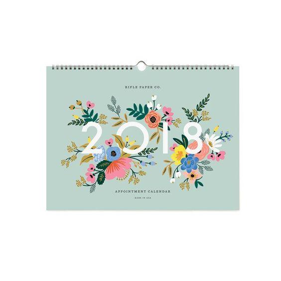Calendar   Rifle Paper Co.