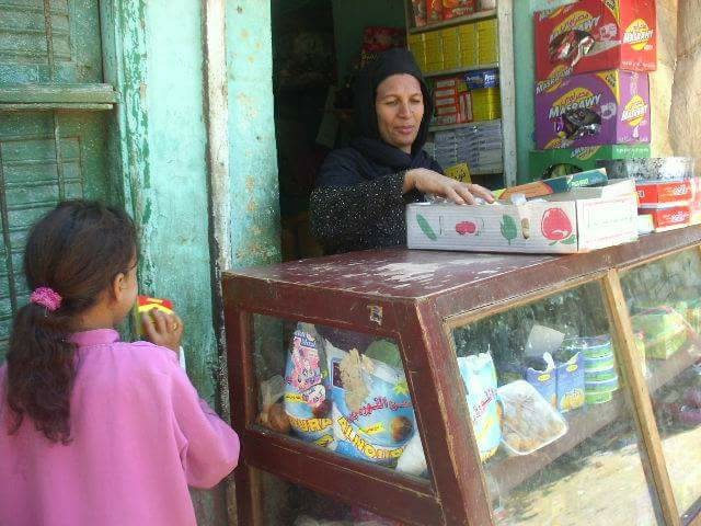We visited Soaad, a single mom of 5 kids, who built small shop with a TOLI loan in Nazlet Hanna, Egypt. Her business is successful and her kids are thriving.