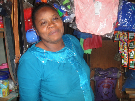 Mary, in Kenya, has invested in inventory for her small general shop.