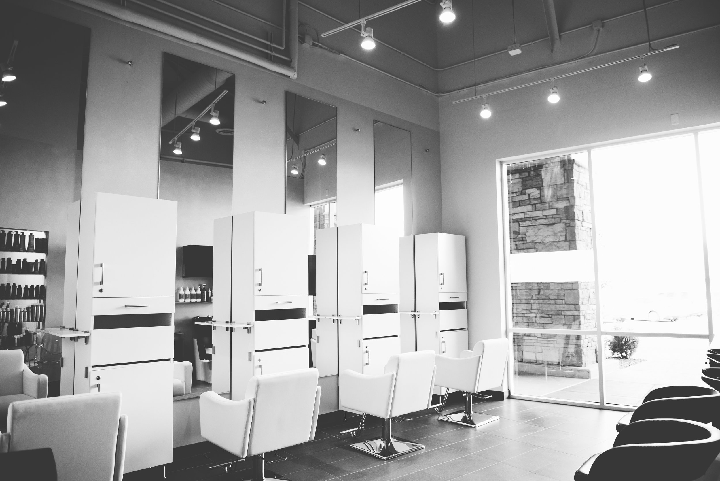 AboutTitanium Salon - At Titanium Salon, our number one priority is improving the spirit and well being of the individual, while also enhancing beauty through an experience. We specialize in certain product lines, are certified in different practices, and have an amazing team. Learn more about the stylists below.