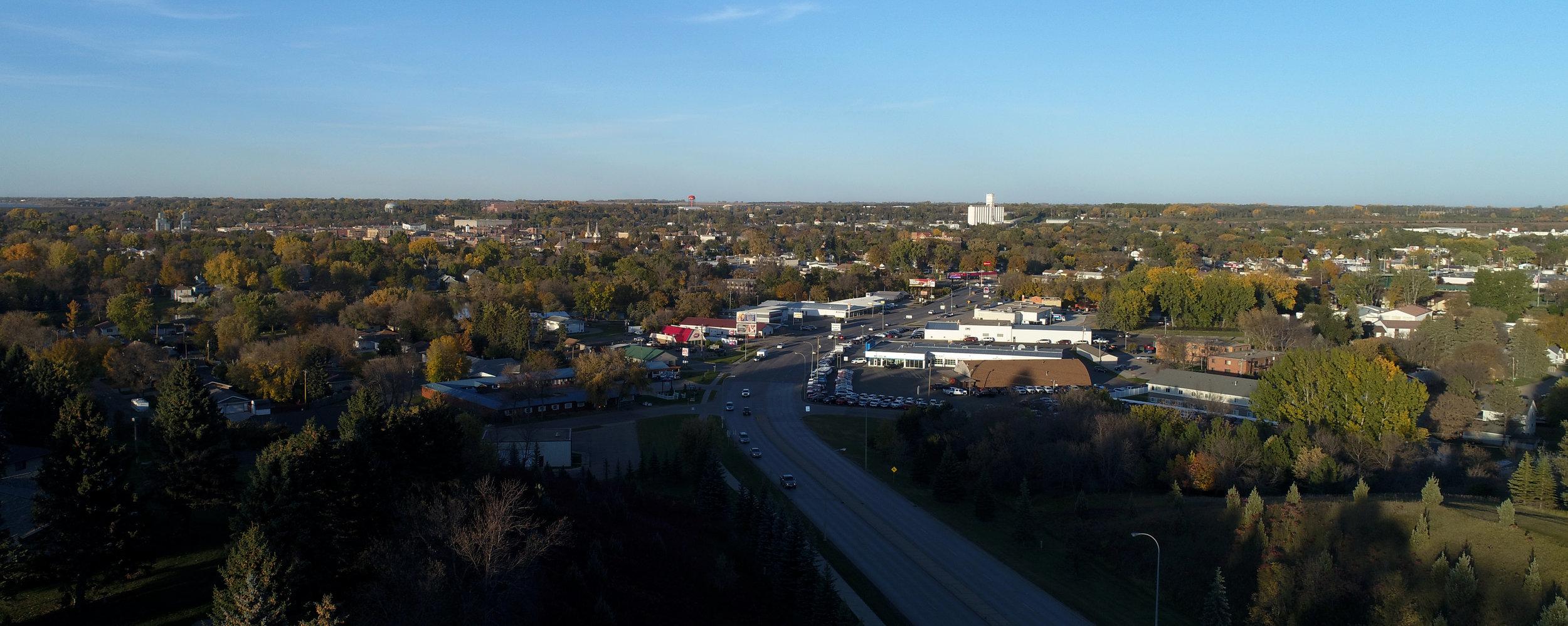 Mill Hill, Jamestown, ND