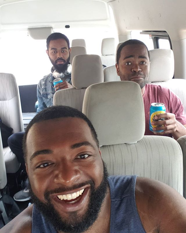 Celebrating 15 years of friendship with these guys. Couldn't have made this far without them. From AF JROTC at Flowers HS skipping class, to college, to Adulthood, to campaigns, to skipping flights all the way to Costa Rica - we made it, together! #FriendsForLife #FriendsAbroad #MoeOnTheMove #DayDrinking #WeMadeIt #Together #NoFBChris