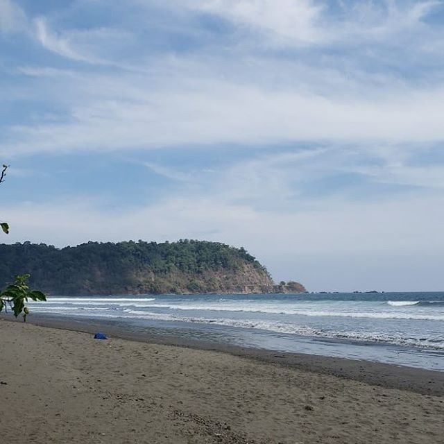 We've arrived! #JacoBeach #CostaRica #MoeOnTheMove