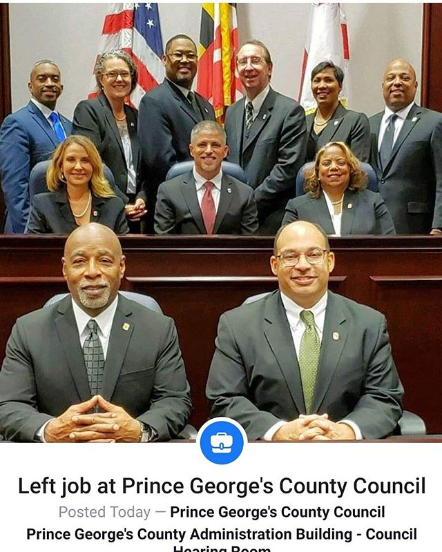 On Friday, August 30th, after seven and a half years of County Government service, I concluded my tenure with the Prince George's County Council. I have accepted a new and exciting challenge that I will share in the coming weeks.  I am truly grateful for the opportunity to serve the community that raised me. I am honored to have worked with and alongside so many selfless colleagues, community leaders, policy professionals, and public servants from around the region and across the State - many of whom I have come to consider friends and family.  As I make this career transition, please know that my passion for public service has not dimmed one bit! And for those wondering, don't worry - I'm NOT going anywhere! #ThisIs30 #NewDecade #NewChapter #SameMoe #ThisIsHOME