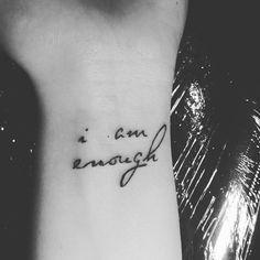 I.AM.ENOUGH