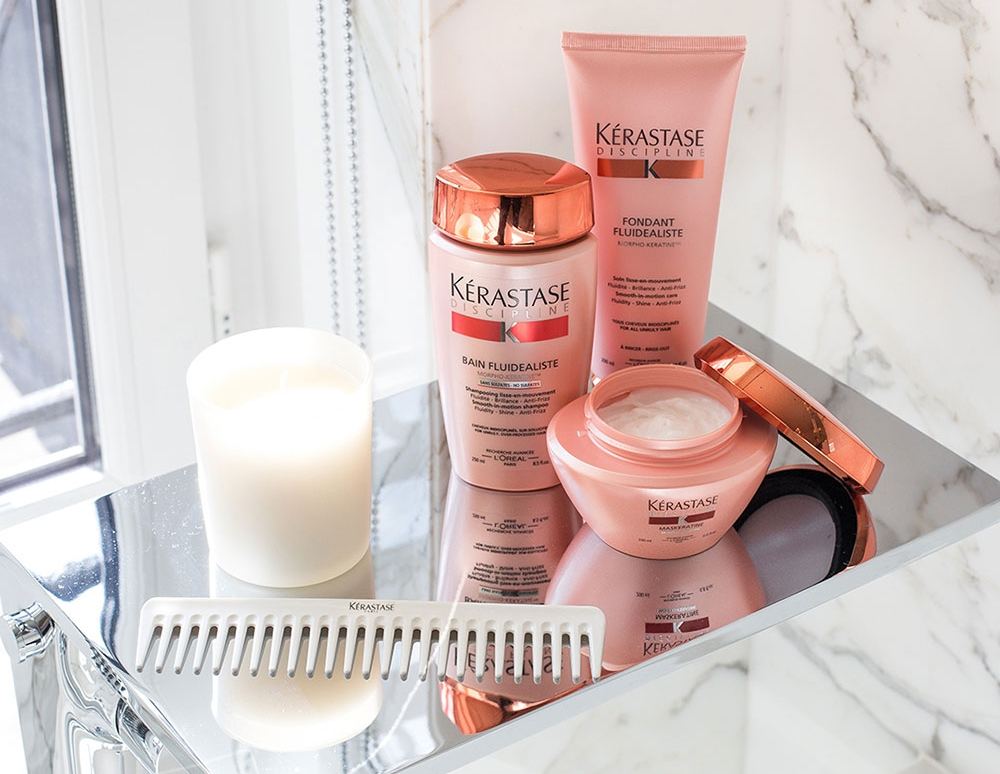 Kerastase - Kerastase offers the most advanced technology in luxury hair care. ANiU's Artists will customize their selection to enhance the natural beauty of the hair.