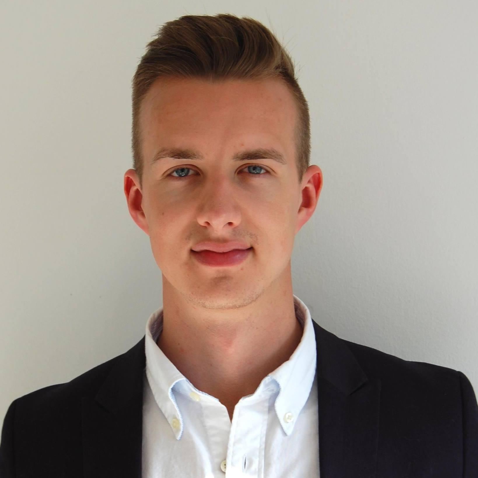 Lukas Leander   Lukas is an ICT Engineer working as a sales engineer at Nok9.   lukas.leander@openhack.io