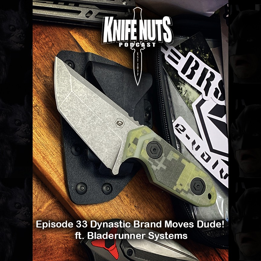 Knife Nuts Podcast