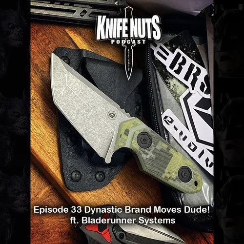 Listen to the podcast here! — Knife Nuts