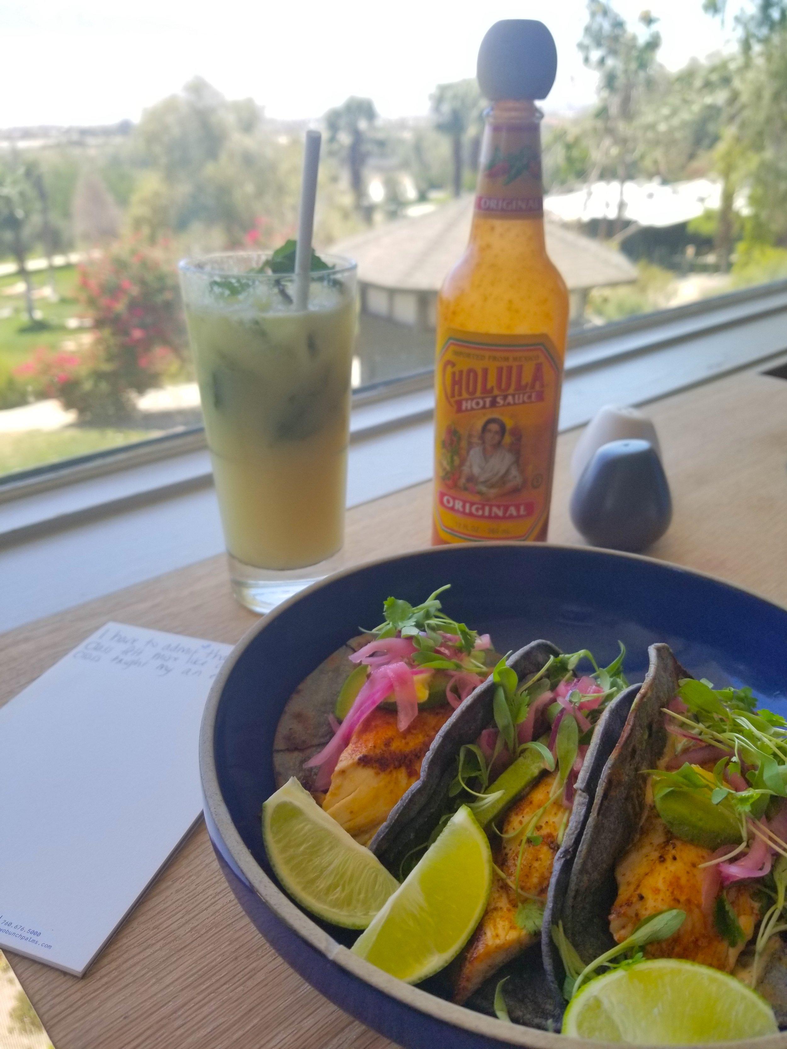 Fish Tacos Day #1