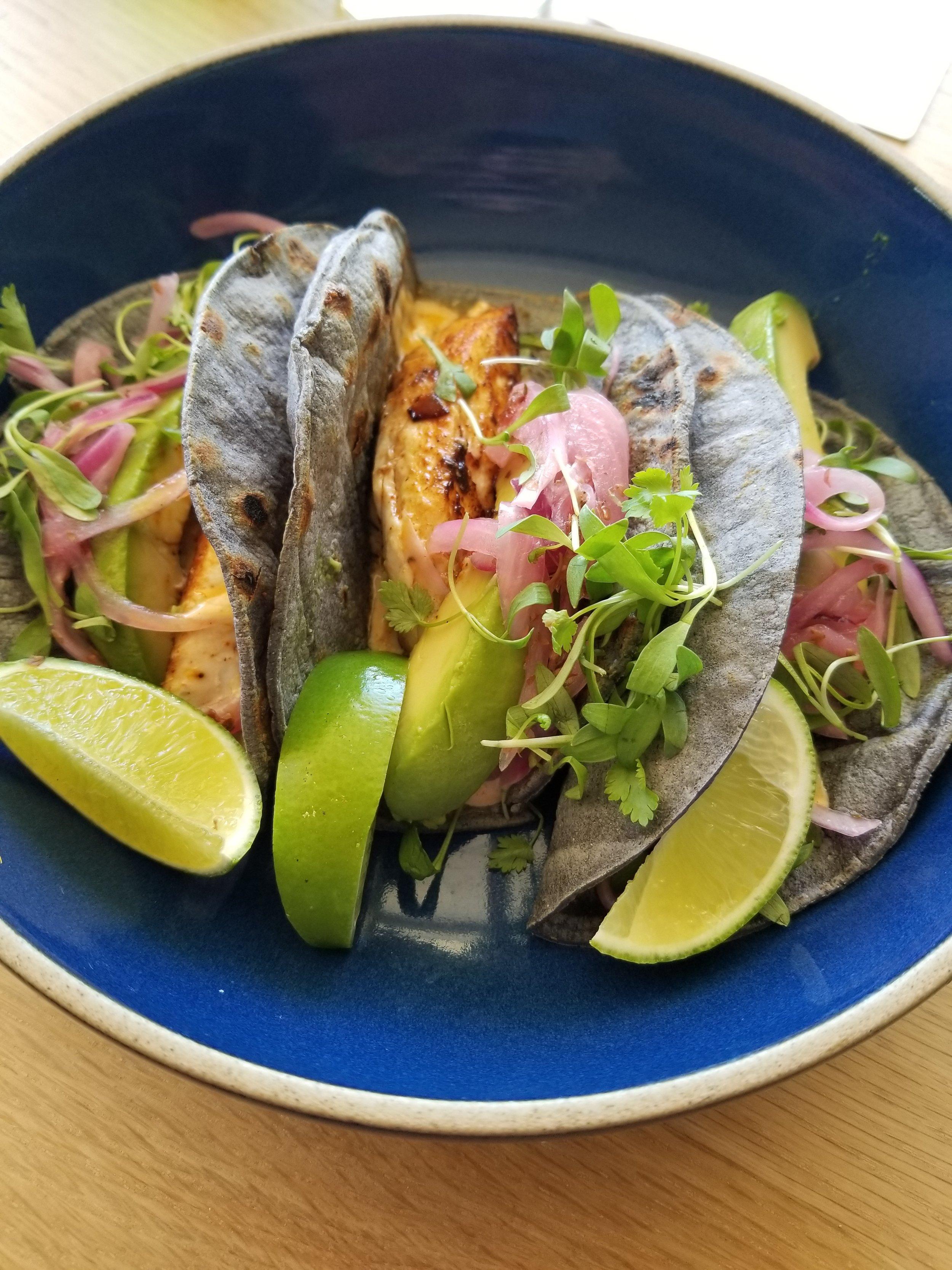 Fish Tacos Day #2