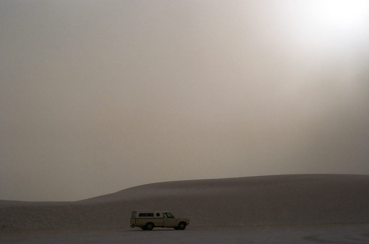 Eye of The Storm – White Sands, NM. 2016