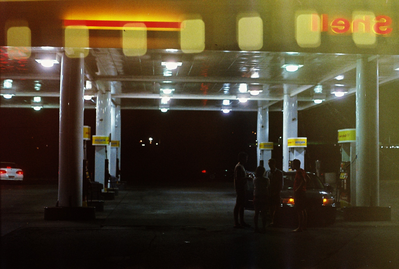 America / Whiskeydick #4 – Shell Station, SD. 2012