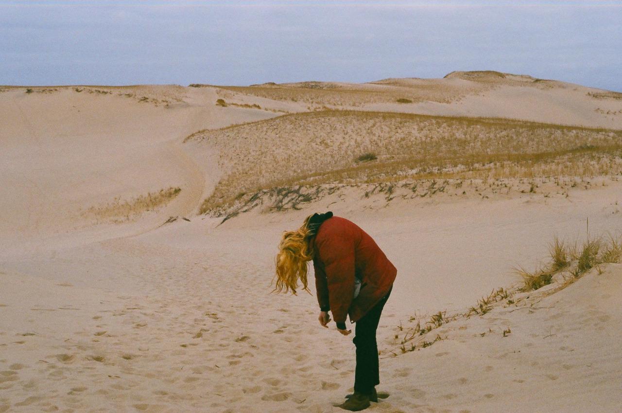 Dune Walk With Me (Maren J.) – Provincetown, MA. 2016