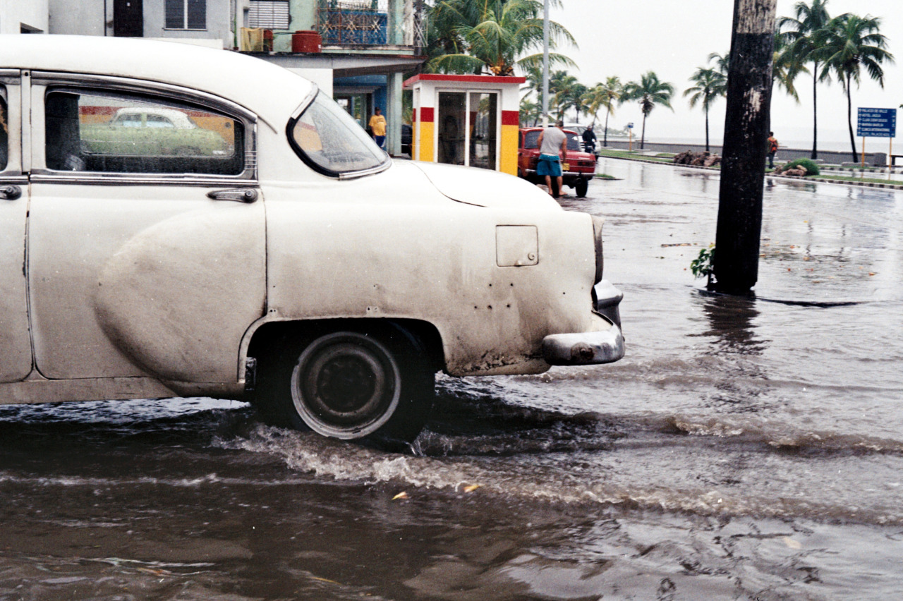 Floodwaters – Cienfuegos, Cuba 2012